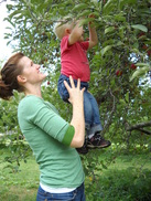 Dunlaps Orchard in Clinton Ohio recommended by our Canton Chiropractors
